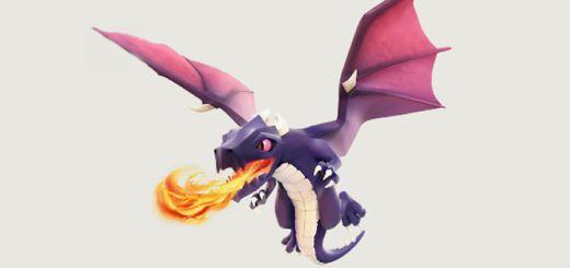 Clash of Clans Kill Dragon Guide