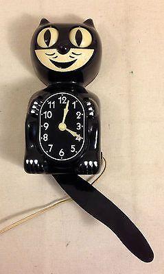 Vintage 1950 39 S Original Kit Cat Clock Wall Clock