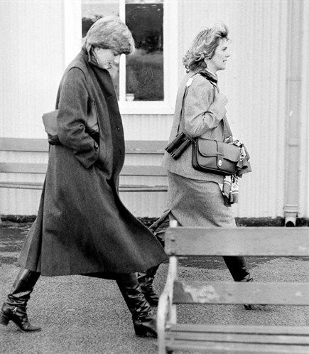 Pin by Emmie Gray on Lady Diana: Childhood to Engagement ...