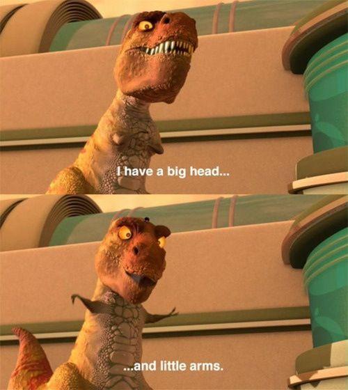 hahaha I love this dino Meet the Robinsons