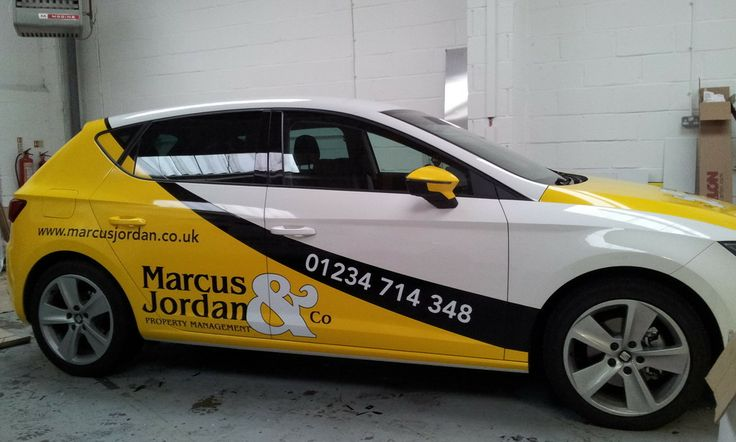 Car Wrapping Advertising