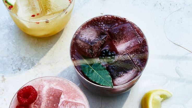 Cold-Infused Blackberry Soda Recipe | Bon Appetit