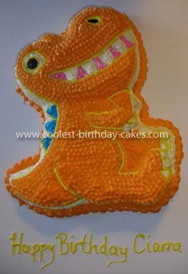 158 best dinosaure images on Pinterest Dino cake Dinosaur cake