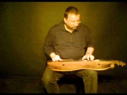 Hallelujah - Leonard Cohen cover (mountain dulcimer fingerpicking) - YouTube
