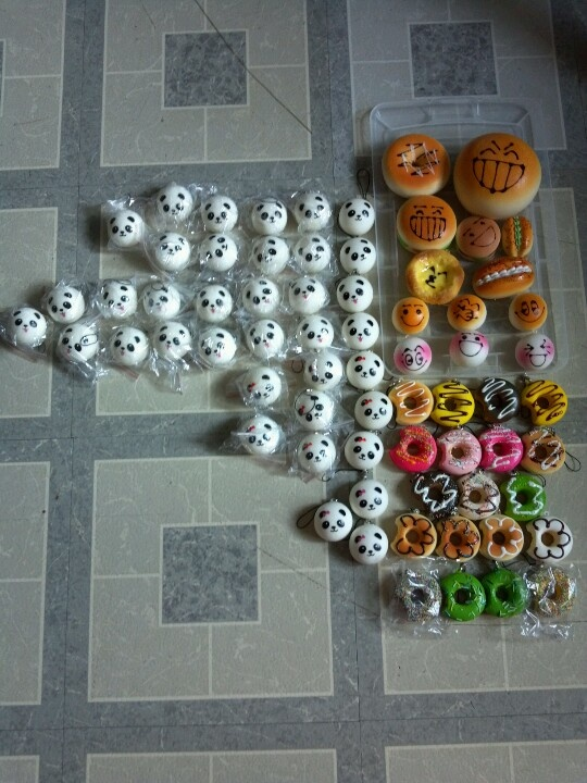 My Squishy Bun Collection : 151 best images about squishies on Pinterest Donuts, Ball chain and Waffles