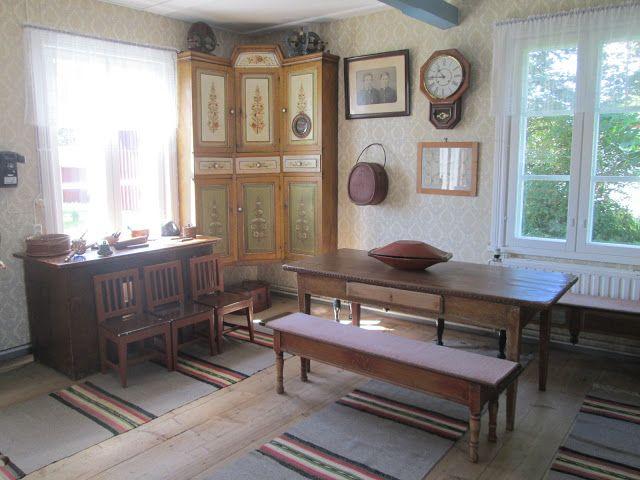 Mårten talo- Moottorimuseo Björköbyn kylässä. Mustasaari. (Kuva:Jari Laurila:2015)