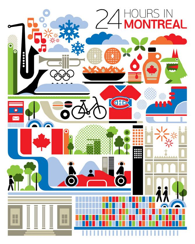 24 hours in Montreal Canada - Art and design inspiration from around the world - CreativeRoots
