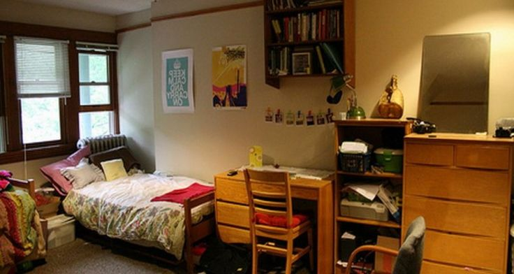 How Masculine And Elegant Male Dorm Room Ideas