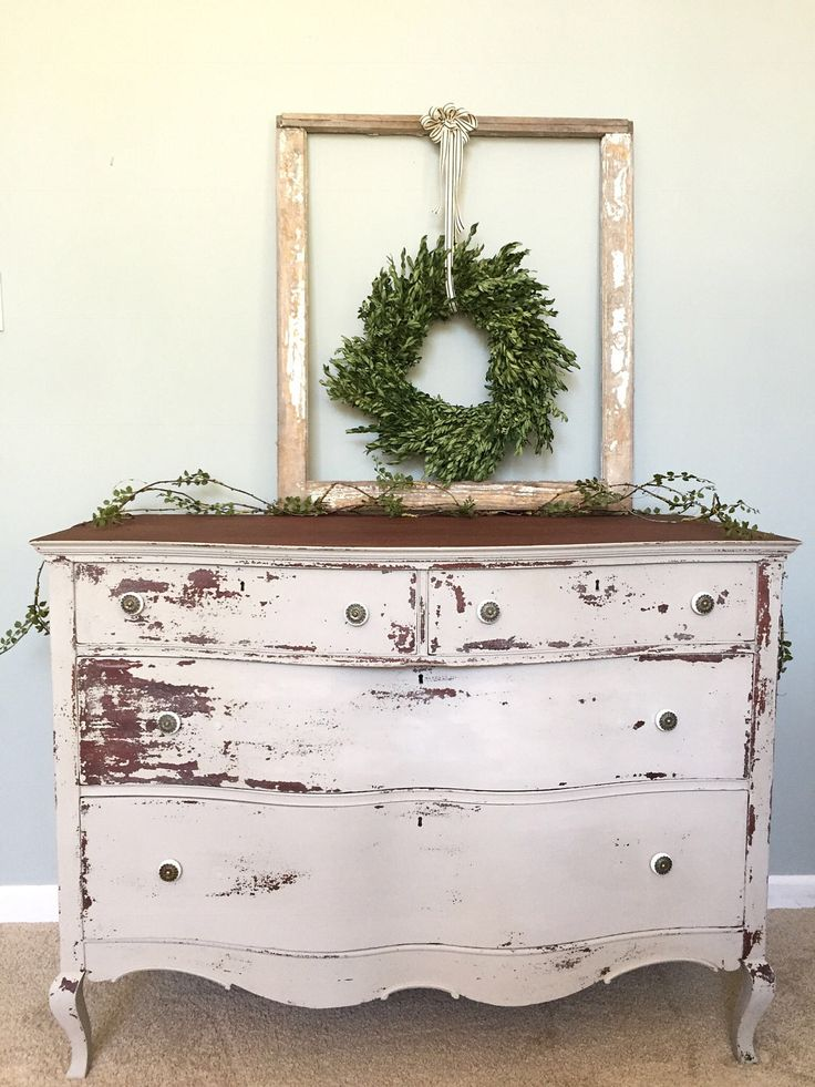 A personal favorite from my Etsy shop https://www.etsy.com/listing/507822428/french-farmhouse-dresser-ships-free