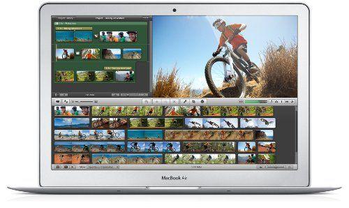 Apple MacBook Air  11-inch Laptop (Intel Dual Core i5 1.3 GHz