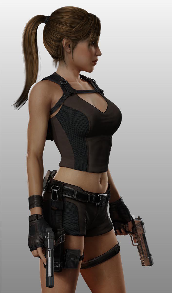 Tomb Raider Underworld #LaraCroft