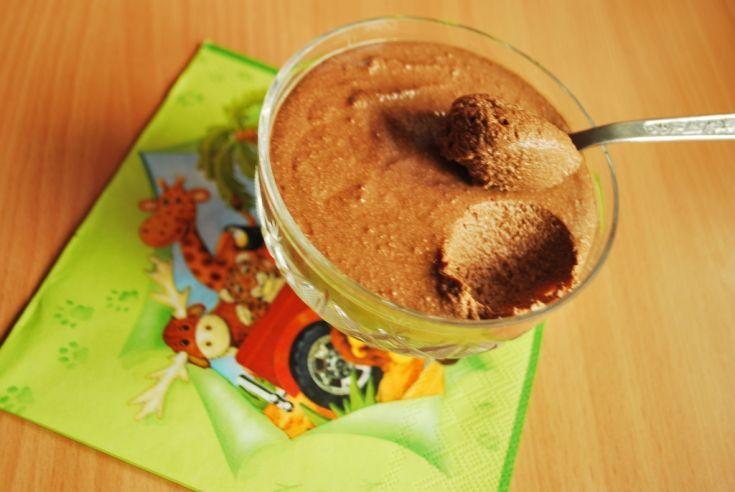 Domáci čokoládový termix