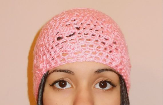 FREE STANDARD SHIPPING on This Crocheted Pink by CarolinaCrochetNC