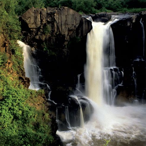 National Monument: Grand Portage in Minnesota