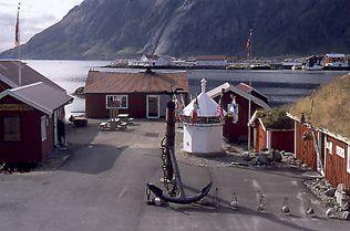 Sund Fiskerimusem, Sund i Lofoten