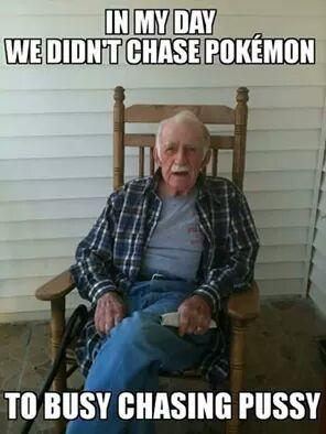 Grandpa wisdom lol                                                                                                                                                     More