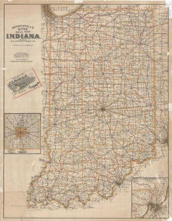 Best Maps Of Indiana Images On Pinterest Indiana Map Maps - Maps of indiana