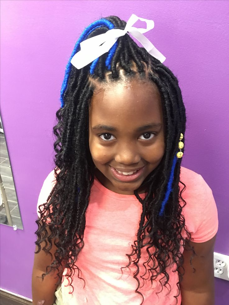 Kids Faux Locs By Shugabraids Faux Locs Hairstyles