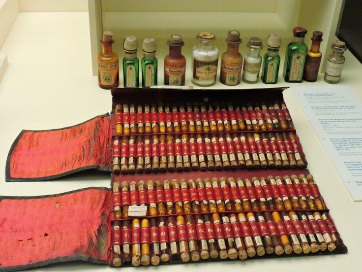 Museo Homeopatía - La puesta en escena tenía que ser impresionante, con…