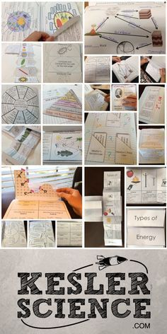 Science Interactive Notebooks Bundle – Includes all 8 of my Best-Selling INB's