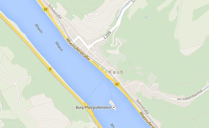 day 3: DJH Youth Hostel Kaub in Rhineland-Palatinate, Germany black forest hike
