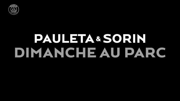 Juan Pablo Sorin et Pedro Miguel Pauleta seront présents demain au Parc pour le #Classico ! #TousRougeEtBleu