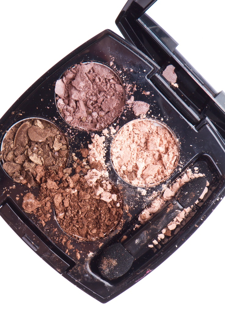 Clever ways to fix and reuse your broken makeup! I'll be glad I pinned this later...