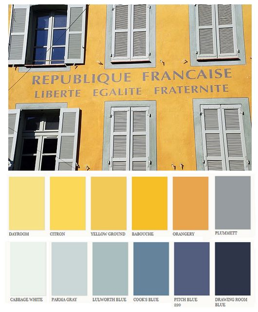25 best yellow paint colors ideas on pinterest yellow for French country wall paint colors
