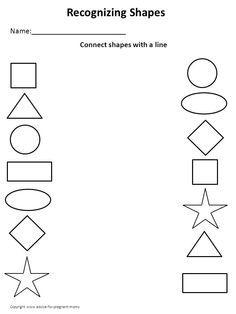 Printable Preschool Worksheets 3 Year Olds   Kindergarten ...