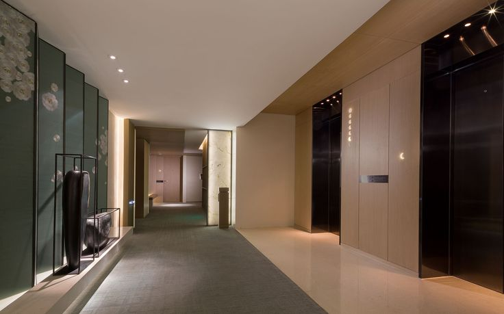 The east hotel in hangzhou design by andy zon c for Design hotel east