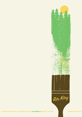 cool gig poster by the superb Jason Munn (Small Stakes.)  Promoting the now defunct band Rilo Kiley.   Out of print unfortunately.  www.jasonmunn.com