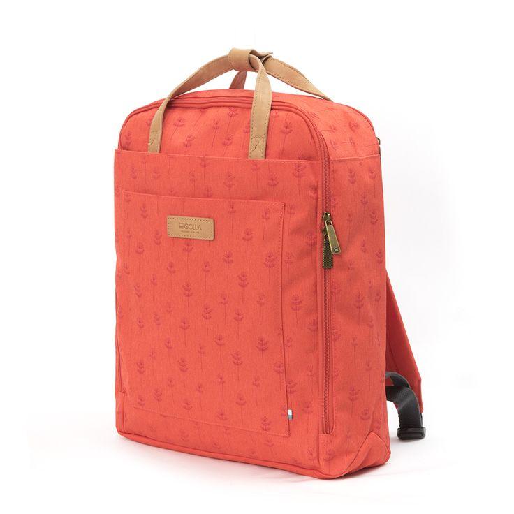 Golla Backpack - Pihka