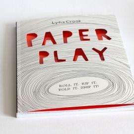 Paper Play - DIY Boek   Lezen & Bladeren   Een Nieuw Avontuur