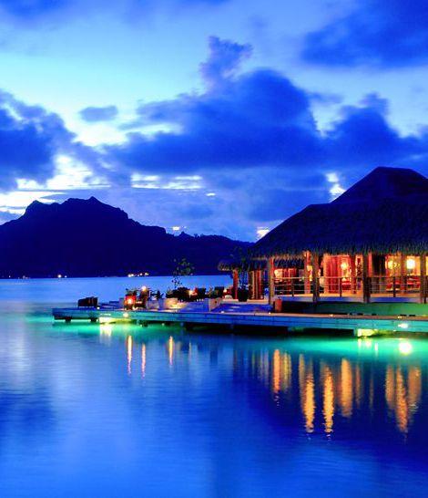 Bora Bora, French Polynesia: I will go here before I die!! Bucket list!!