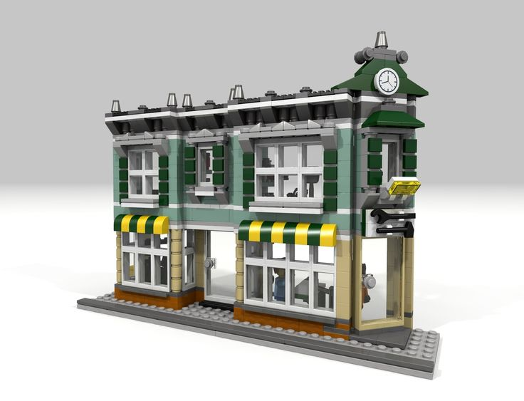 Hello. Introducing hardware store. As my last project https://ideas.lego.com/projects/138432 it fits to other Lego Creator 3 in 1 small modular buildings (31036,31050,31026). Model is made form 678 pcs it can be opened or closed. The store occupies ground and first floor. It has internal staircase and space is divided thematically. Hope you will enjoy my project. Thank you for viewing. Lukasz