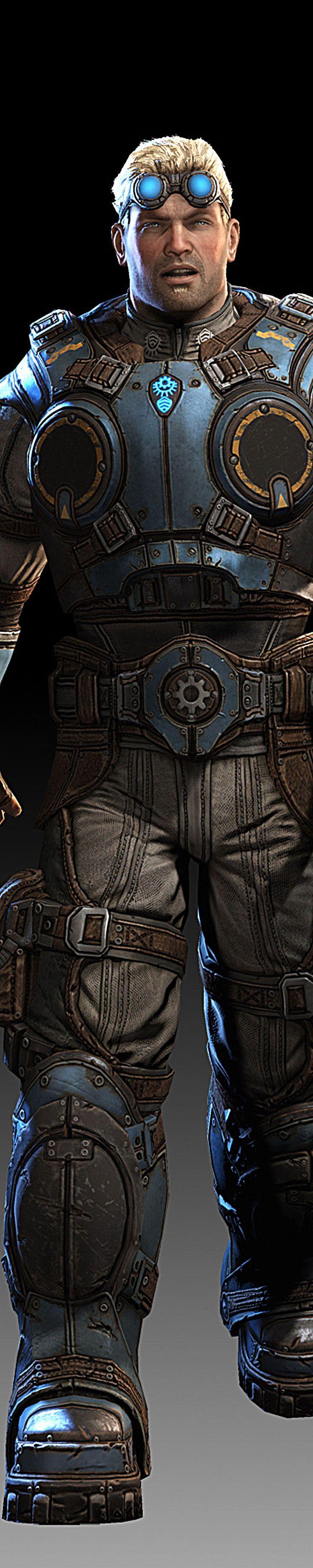 Gears Of War Judgement... Baird is looking even hotter!