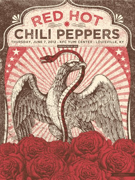 Red Hot Chilli Peppers | #illustration #ilustração #redhotchillipeppers #music #música