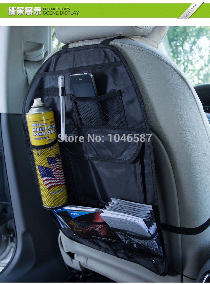 Accesorios del coche organizador del asiento trasero del de silla de almacenamiento multi bolsillo bolso de almacenamiento automático asiento de coche a prueba de polvo de la manga protectora en Fundas de Asientos de Motor en AliExpress.com | Alibaba Group