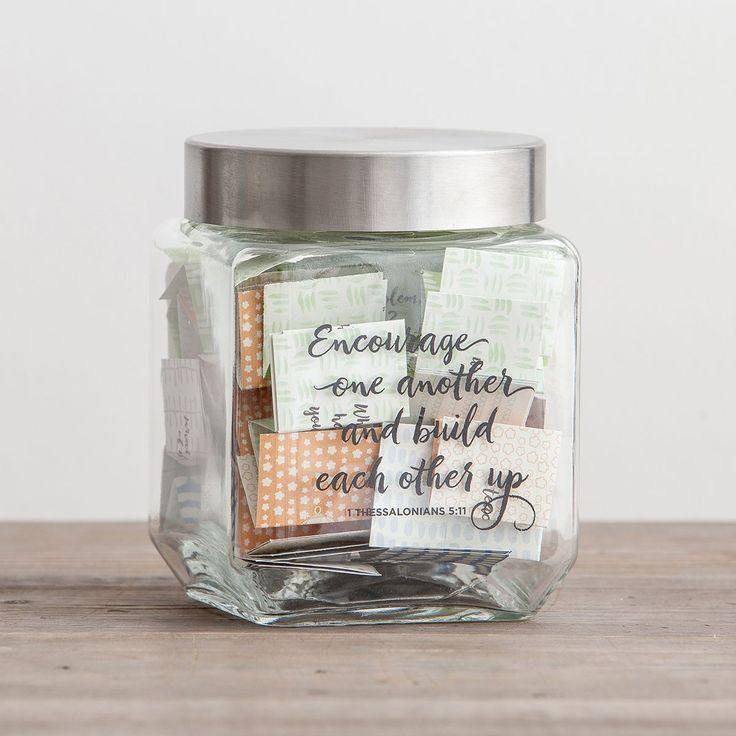 Conversation Starter Jar
