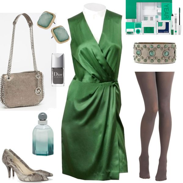 Absolutely Lovely Entry In The St Patrick 39 S Day Fashion Challenge Style Fashion Contest