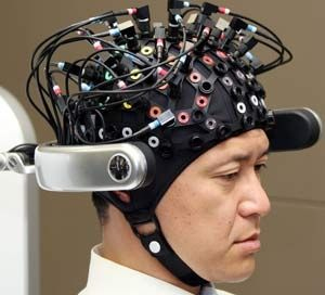 Brainwave-Control Helm