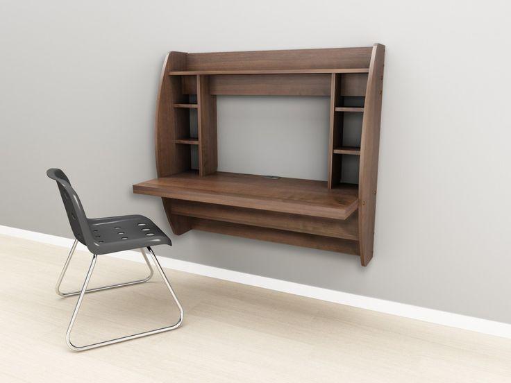 25 best wall mounted desk ikea ideas on pinterest. Black Bedroom Furniture Sets. Home Design Ideas