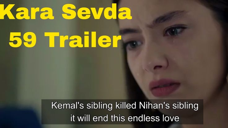 Kara Sevda 59 Trailer English Subtitles - NIHAN ZEYNEP😳