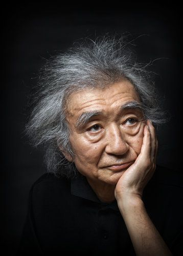 "Seiji Ozawa (小澤 征爾 1935) -  is a Japanese conductor. ""That's good, but try to enjoy yourself a bit more. Dance, dance,"" - Seiji Ozawa"