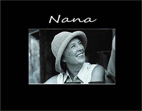 Havoc Gifts 9051SB Nana Engraved Photo Frame