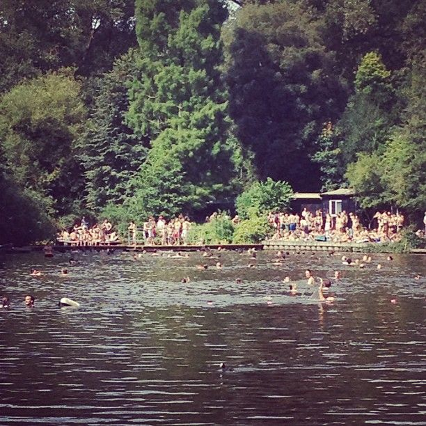 89 best london you 39 re a lady images on pinterest london england london and london calling for Hampstead heath park swimming pool