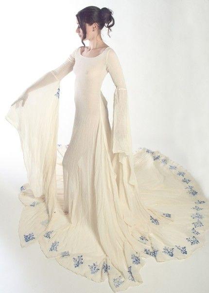 Organic wedding dress - http://dress.ortsov.com/organic-wedding-dresses/
