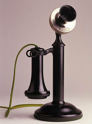 Phone style 1910