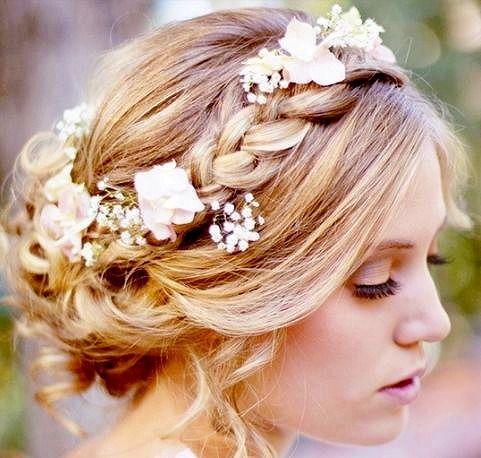 挙式&ビーチブーケ&花冠&リストレットの画像 | Sweet Hawaii weddinng ♡