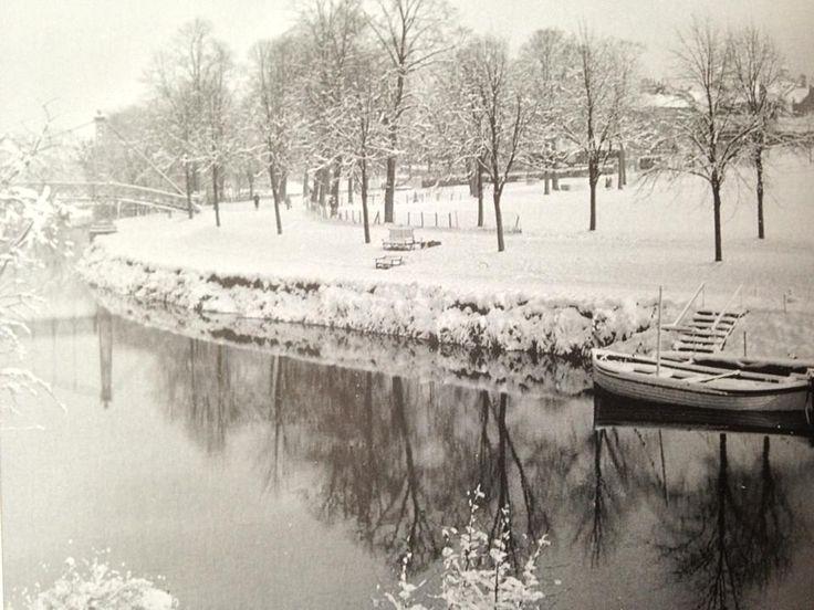 The Quarry Park, Shrewsbury, Shropshire. 1967